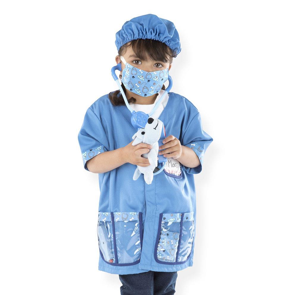 Disfraz Veterinario con complementos Melissa Doug